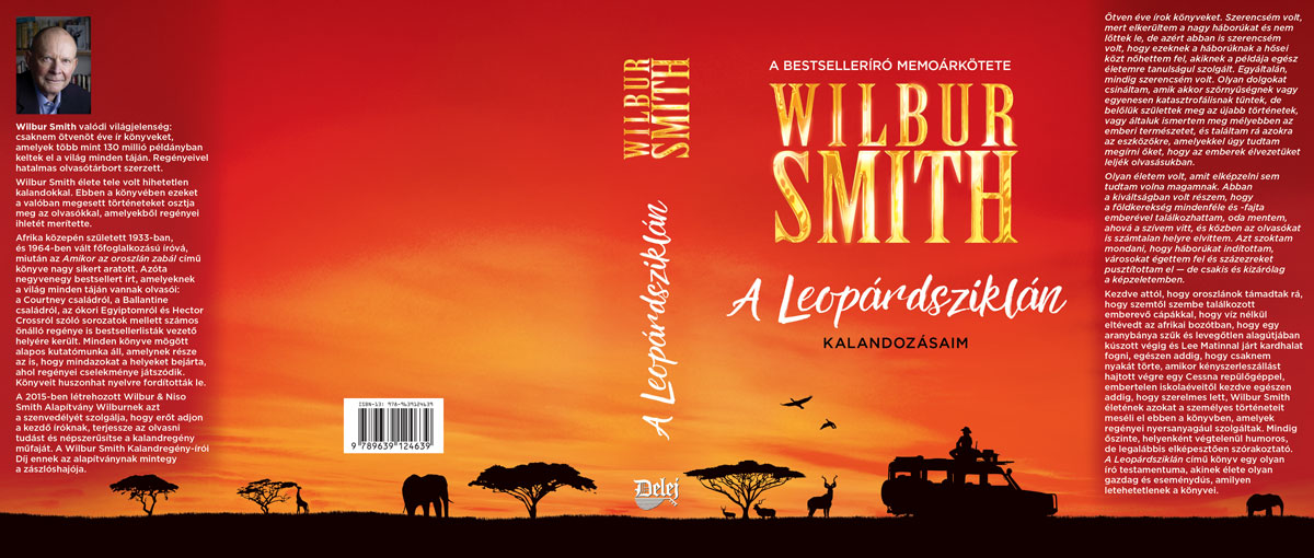 Wilbur Smith - A fáraó
